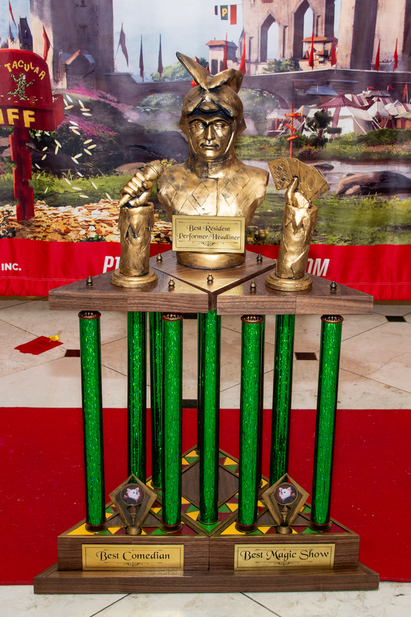 Photo Flash: PIFF THE MAGIC DRAGON Receives Three Gold Awards in Best of Las Vegas