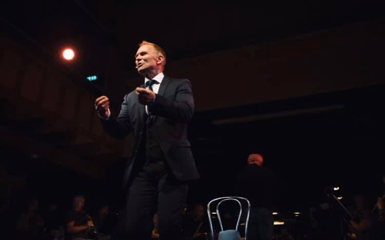 BWW Previews: NINE - THE MUSICAL Comes to Norway - 'In a Very Unusual Way'
