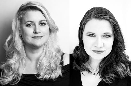 Grethe Børsum and Heidi Trettøy Simonsen