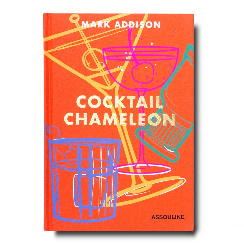COCKTAIL CHAMELEON Author Mark Addison is Shaking Things Up for the Holidays with Book Tour
