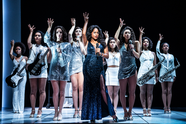 Photo Flash: Get A First Look At SUMMER: The Donna Summer Musical on Tour!
