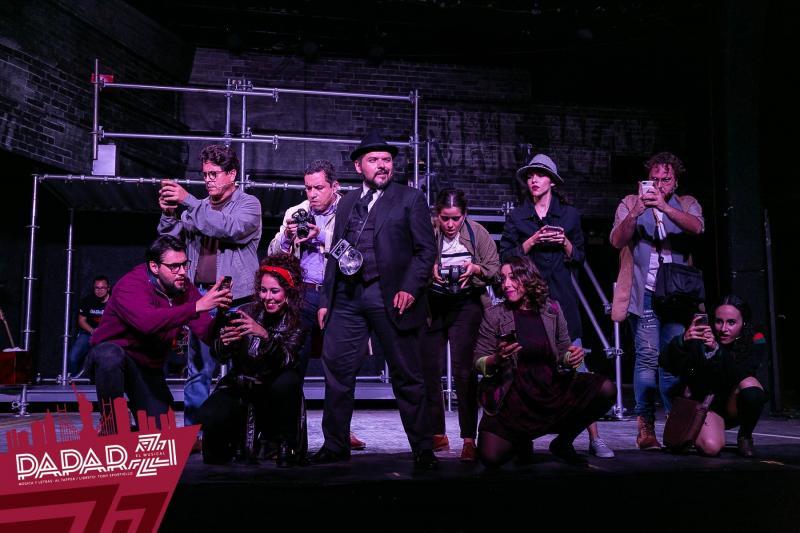 BWW Interview: Mauricio Cedeño director de PAPARAZZI, EL MUSICAL en el Teatro Experimental