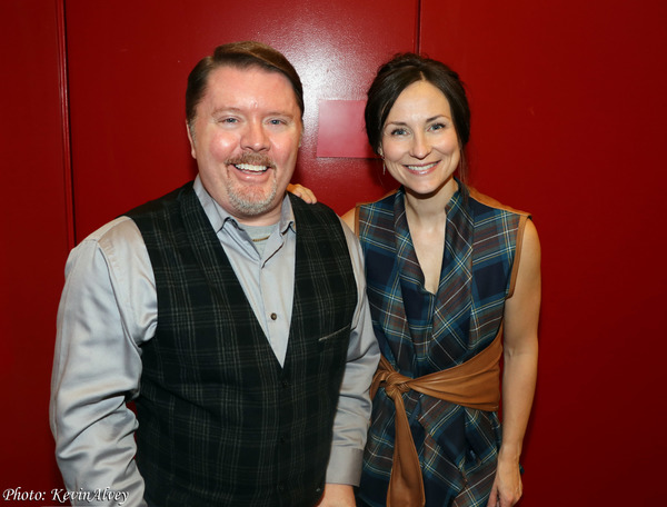 Kevin Alvey, Julie Fowlis Photo