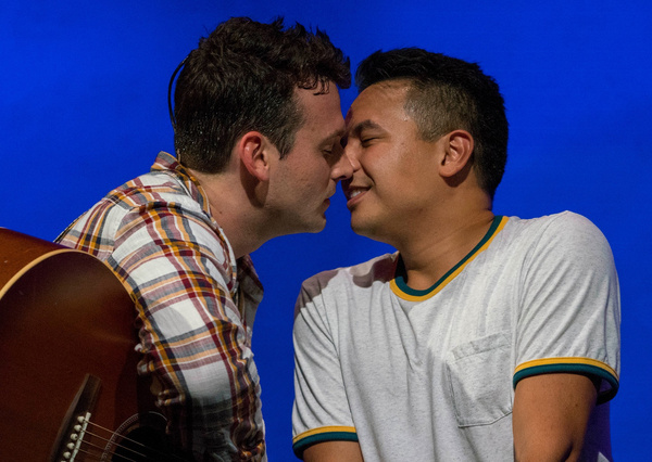 Photo Flash: Opening Night & Production Photos of the San Diego Premiere of GIRLFRIEND
