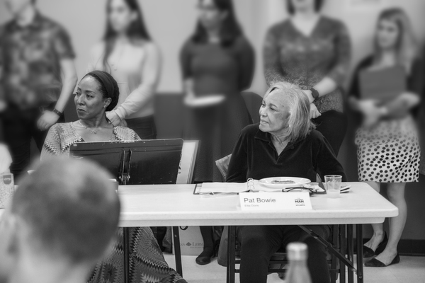 Photo Flash: In Rehearsal with Signature's THE YOUNG MAN FROM ATLANTA, Extended Through 12/15