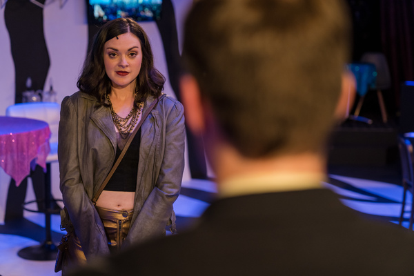 Photo Flash: First Look At FIRST DATE At The Public Theater of San Antonio