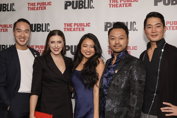 John Yi, Emily Trumble, Emily Stillings, Billy Bustamante, and Austin Ku Photo