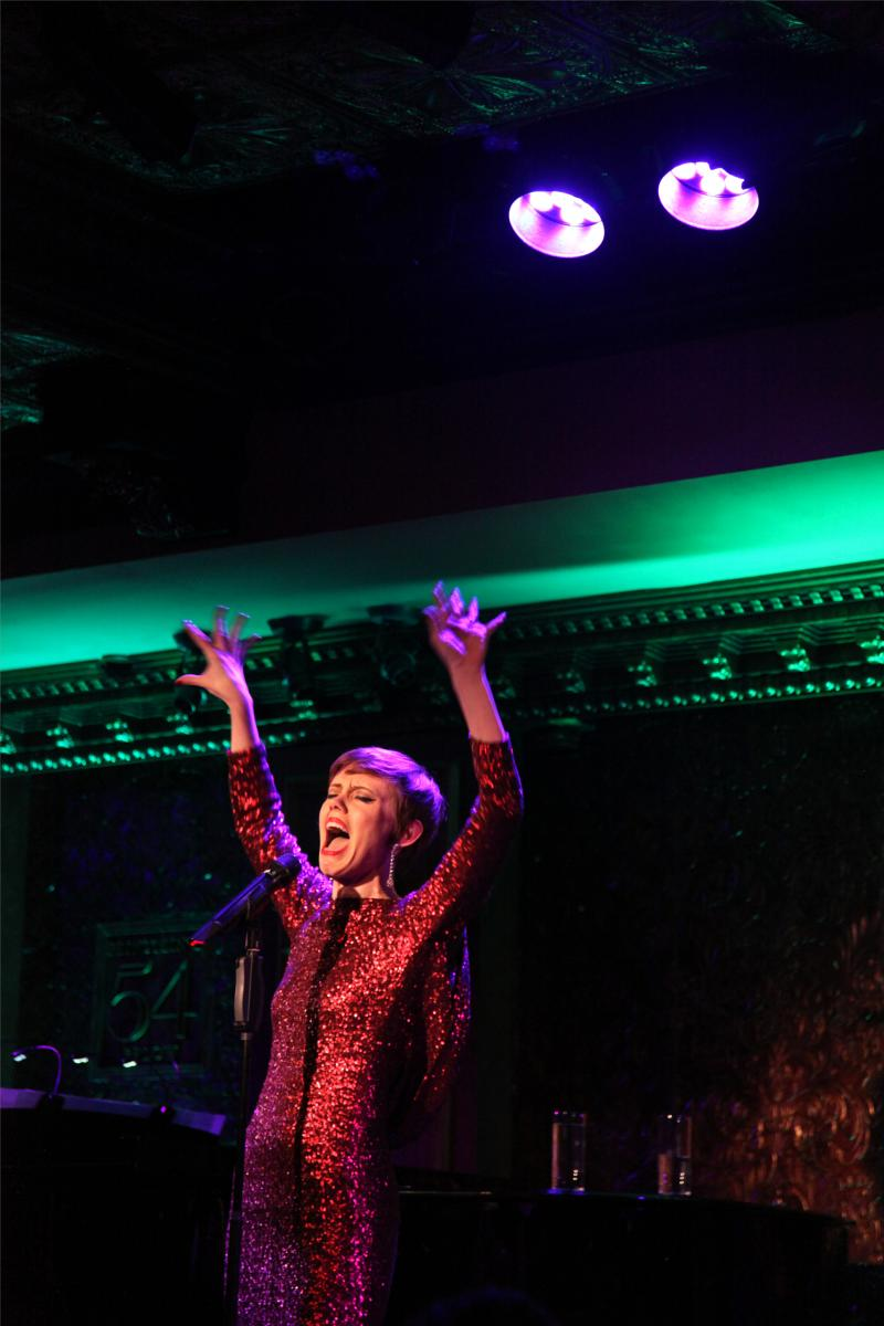 BWW Review: Carole J. Bufford Slays in DECADENT STANDARDS at 54 Below