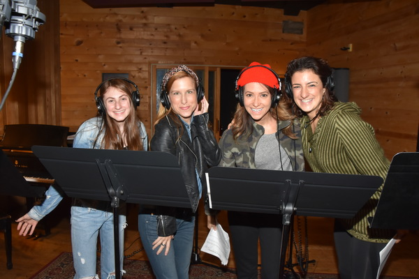 BWW Exclusive: BEETLEJUICE Cast Rings the Beetlebells for 'Carols For A Cure'