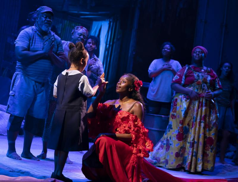 BWW Review: ONCE ON THIS ISLAND Launches Stunning National Tour at Nashville's Tennessee Performing Arts Center
