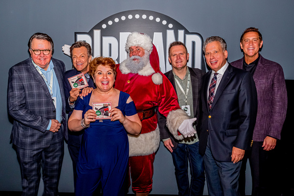 Photo Flash: CHRISTMAS AT BIRDLAND Album Release Party Is A Huge Success