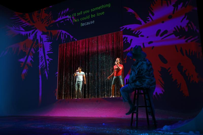 BWW Review: Endearing Gay Rom-Com THE CANADIANS Sails Into OC's South Coast Repertory