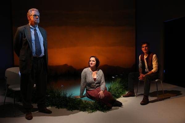 Paul O'Brien, Pamela Sabaugh and Tommy Schrider Photo