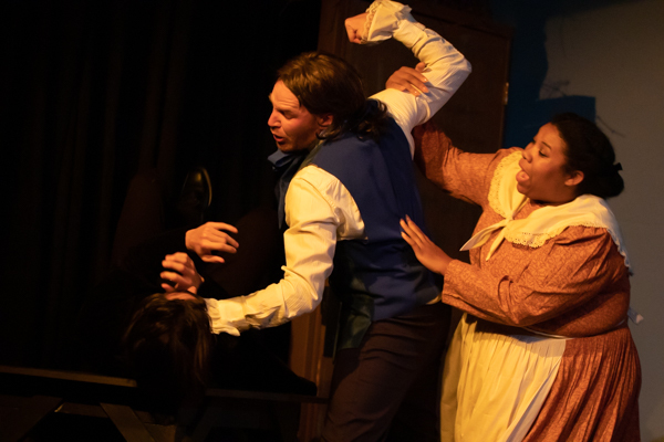 Photo Coverage: First look at Curtain Players' SLEEPY HOLLOW:  THE LOST CHAPTER