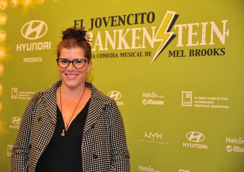 PHOTO FLASH: EL JOVENCITO FRANKENSTEIN se estrena en Barcelona
