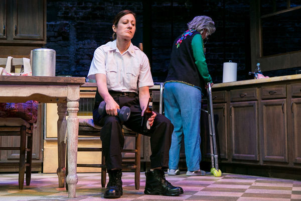 Photo Flash: First Look at Theatrical Outfit's SAFETY NET