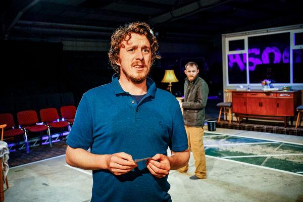 Jack Wilkinson and Michael Hugo