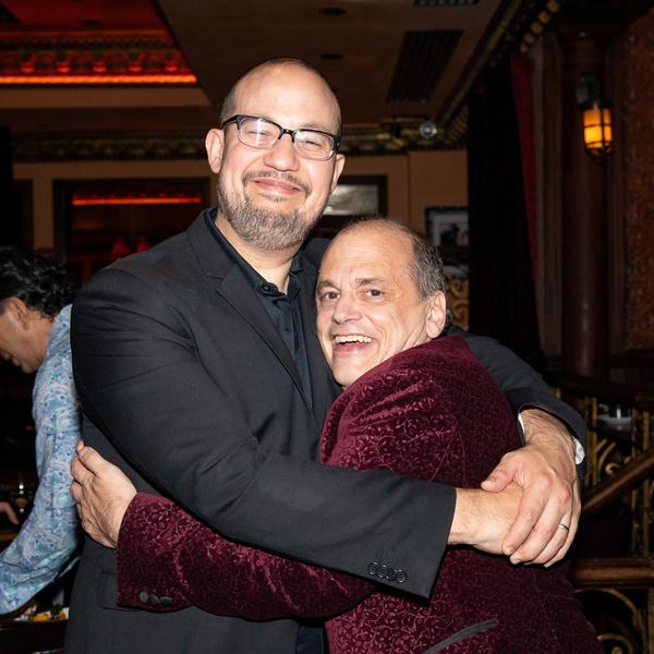 Photo Flash: John Minnock And Dave Liebman Return To Feinstein's/54 Below