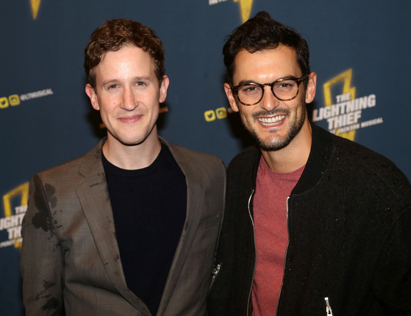 Photo Coverage: On the Opening Night Red Carpet for THE LIGHTNING THIEF