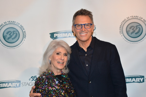 Jamie deRoy and Tim Daly Photo