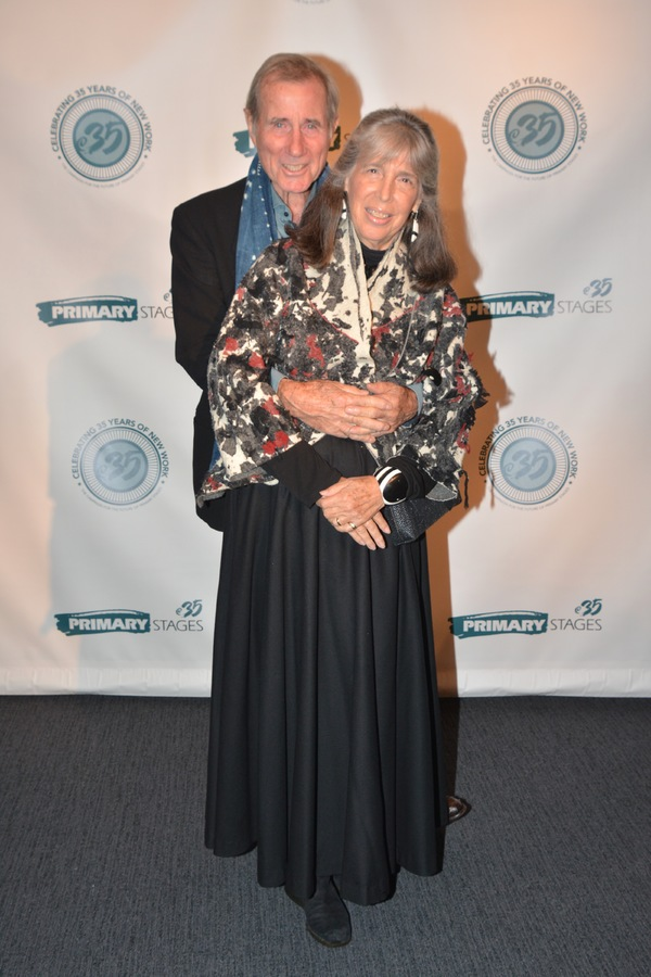 Jim Dale and Julie Schafler Photo