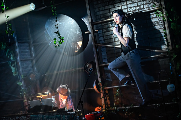 Photo Flash: Get A First Look At GHOST QUARTET in Toronto