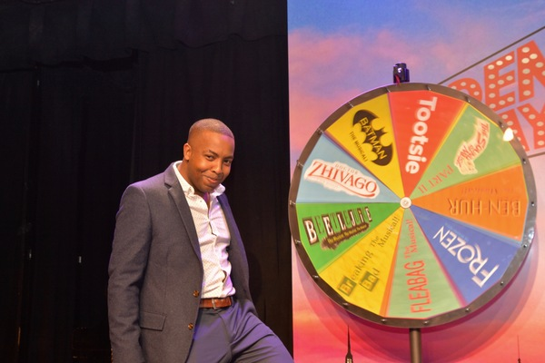 Photo Coverage: FORBIDDEN BROADWAY THE NEXT GENERATIONS Opens at The Triad