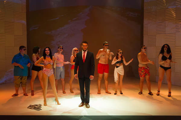 Photo Flash: AMERICAN PSYCHO At The Milburn Stone Theatre At Cecil College