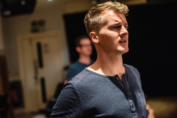 Photo Flash: In Rehearsal with Chiswick Playhouse's I LOVE YOU, YOU'RE PERFECT, NOW CHANGE