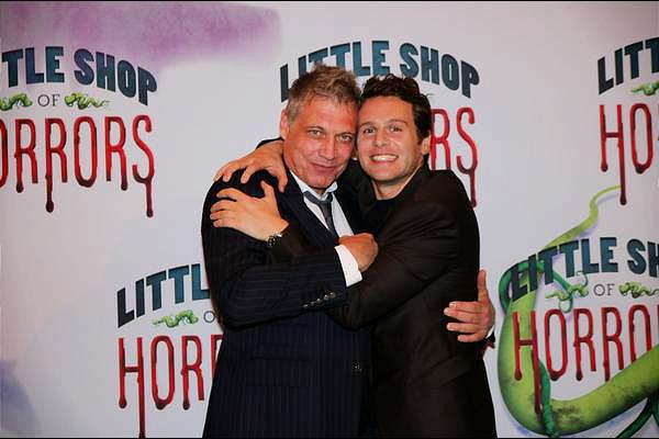 Photo Coverage: Go Inside Opening Night of LITTLE SHOP OF HORRORS with Jonathan Groff, Tammy Blanchard, Christian Borle & More!