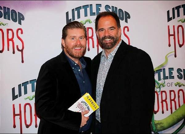 Mark McGrath and Michael Mills Photo