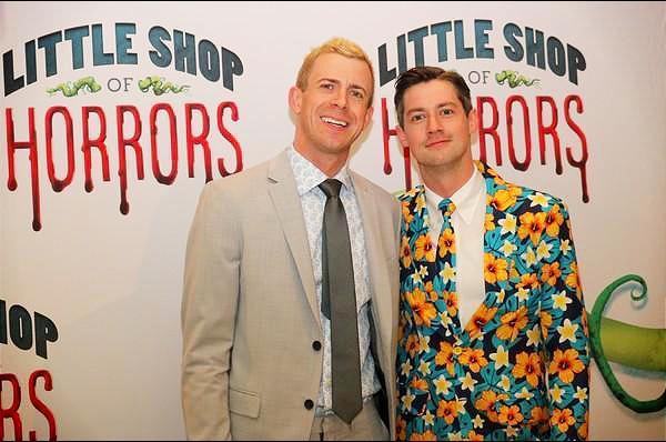 Will Van Dyke and Chris Dwan Photo