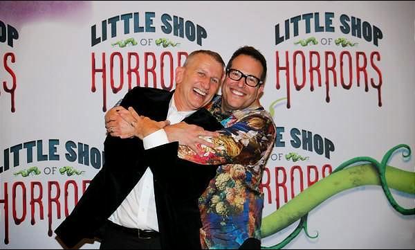 Tom Kirdahy and Michael Mayer Photo
