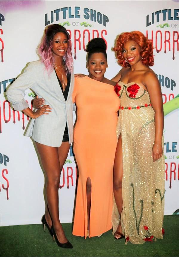 Joy Woods, Salome Smith and Ari Groover Photo