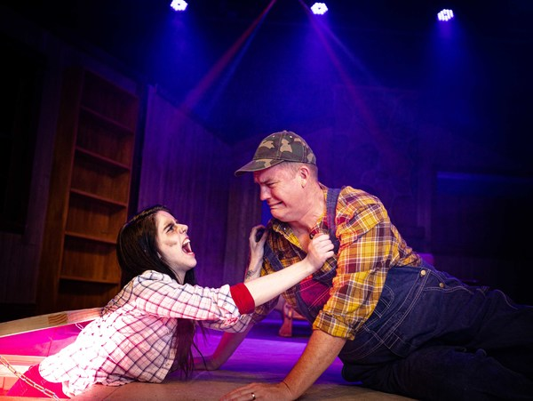Photo Flash: First Look at Tacoma Little Theatre's EVIL DEAD: THE MUSICAL