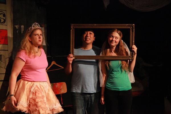 Rachel Wilson, Nic Park and Cedar Larson Photo