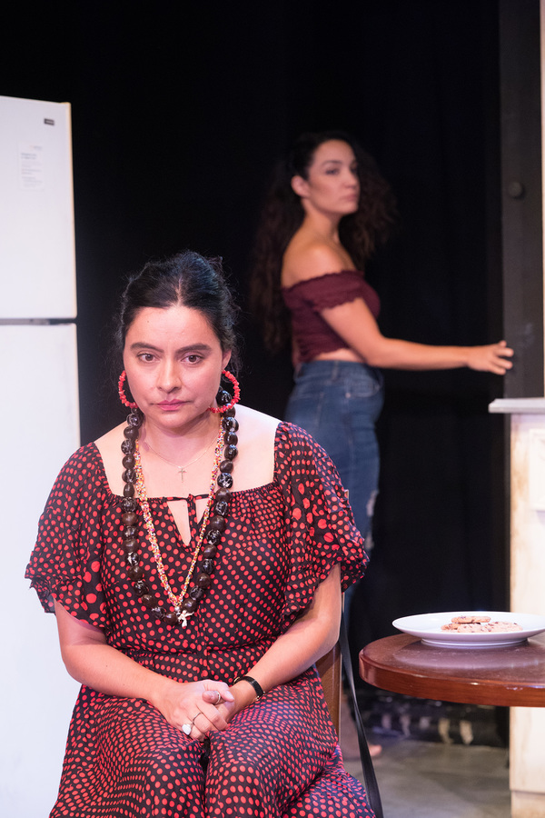 Liza Fernandez and Marisol Miranda
