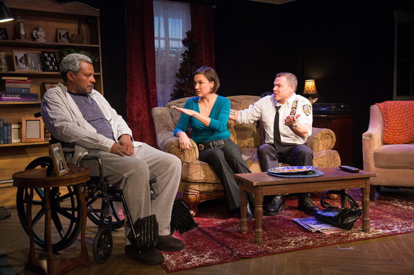 Photos: First Look at BETWEEN RIVERSIDE AND CRAZY at the Fountain Theatre