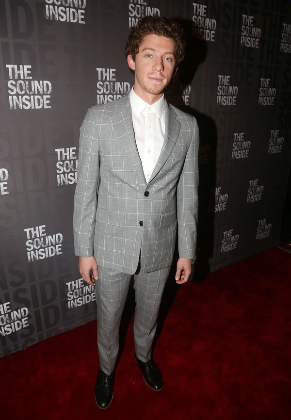 Photo Coverage: Mary-Louise Parker & Will Hochman Celebrate Opening Night of THE SOUND INSIDE