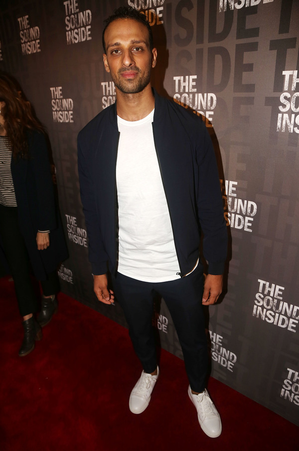 Photo Coverage: On the Opening Night Red Carpet of THE SOUND INSIDE