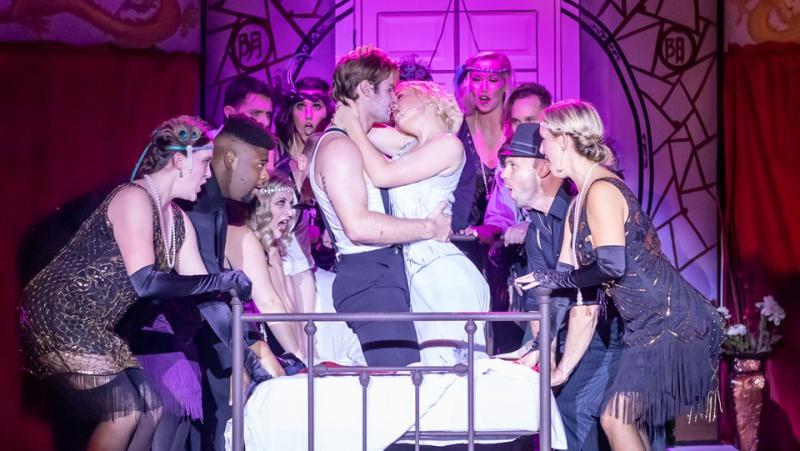 BWW Review: Aeon Life Theatre's WILD PARTY is a Wild Ride at The Italian Club
