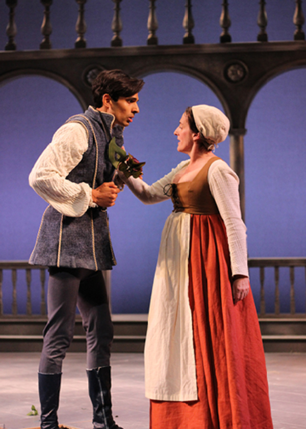Photos: The Shakespeare Theatre Of New Jersey Presents ROMEO AND JULIET