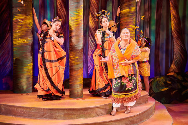 Photo Flash: ON THE WINGS OF A MARIPOSA Opens First Stage's 2019/20 Mainstage Season