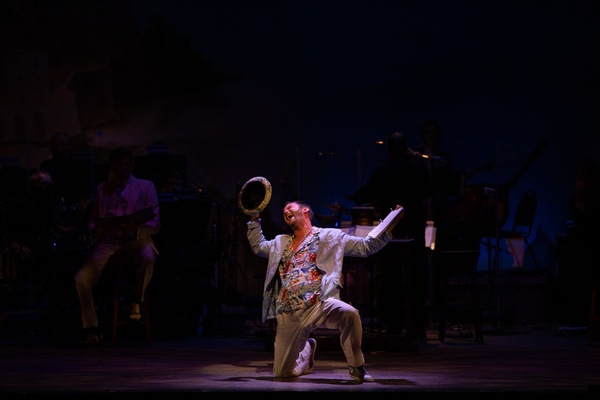 Photo Flash: Pioneer Theatre Company Presents DIRTY ROTTEN SCOUNDRELS In Concert