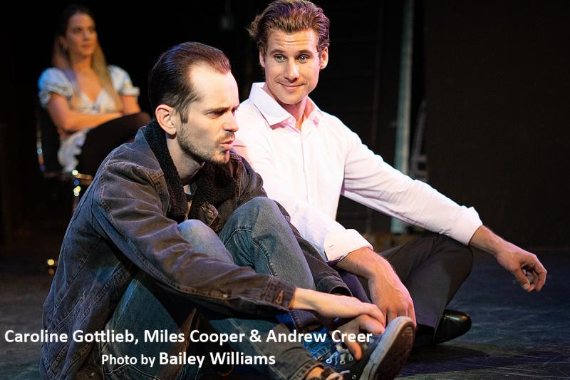 BWW Review: Bartlett's COCK Not For Everyone