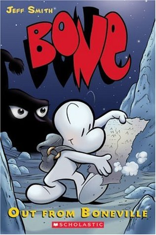 Jeff Smith's Award-Winning Comic Book Series BONE Acquired for Netflix Series