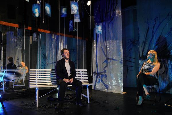 Photo Flash: New American Drama DUCK Begins Previews