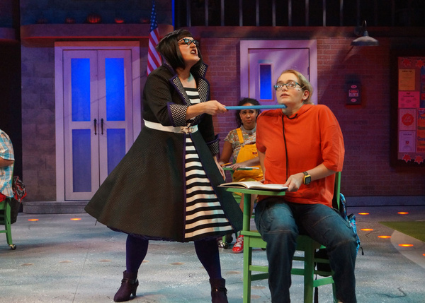 Photo Flash: First Look at MISS NELSON IS MISSING