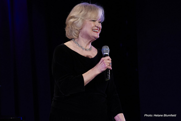 Photo Flash:  Nancy McGraw Sings The Lyrics Of Johnny Mercer At The Laurie Beechman