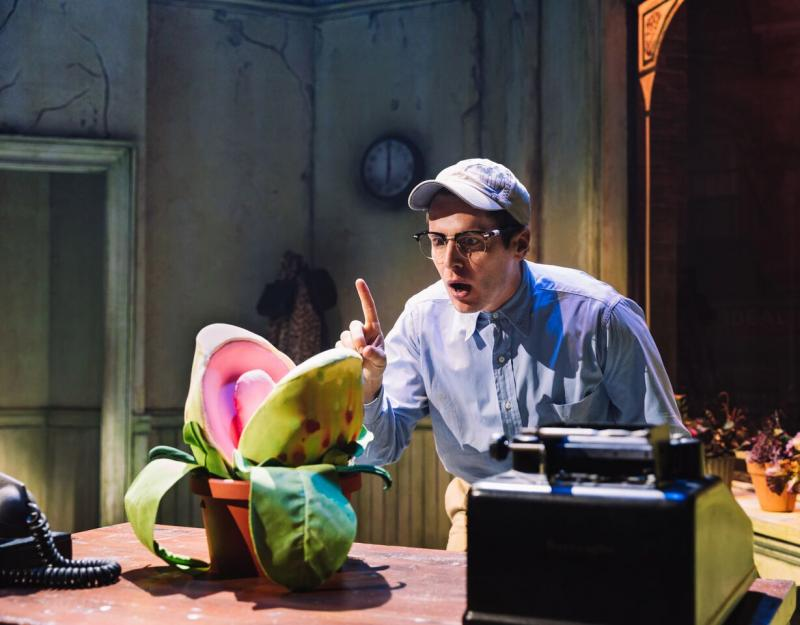 BWW Review: Jonathan Groff, Tammy Blanchard, Christian Borle Star In Buoyant and Bouncy Revival of LITTLE SHOP OF HORRORS